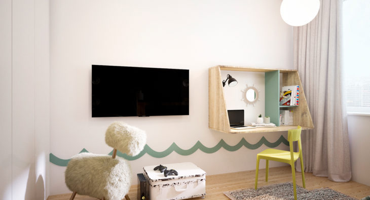 custom childrens room furnishings