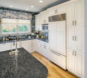 High end kitchen remodeling - Exodus Construction - luxury coastal homes builder South County RI