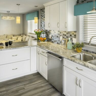 Kitchen Remodeling - Custom countertops