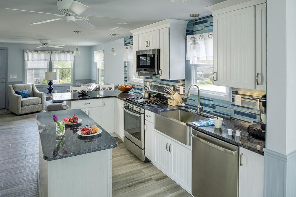 Custom kitchen remodeling contractor RI