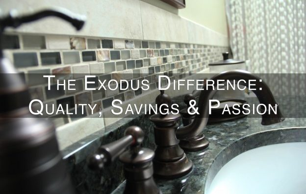 Exodus Design Difference
