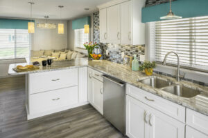 Kitchen remodeling from concept to completion