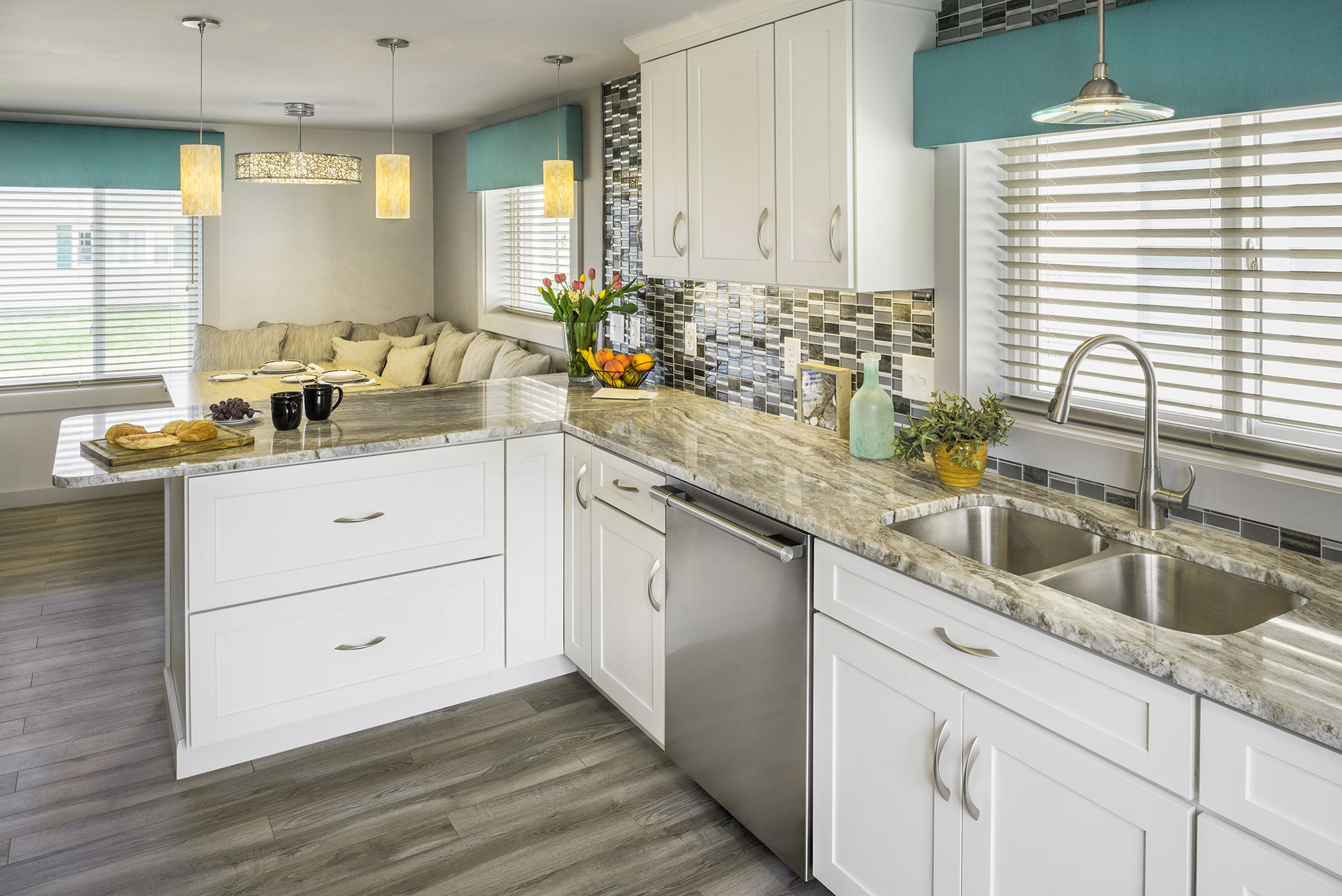 Kitchen remodeling from concept to completion in RI by Home Builder